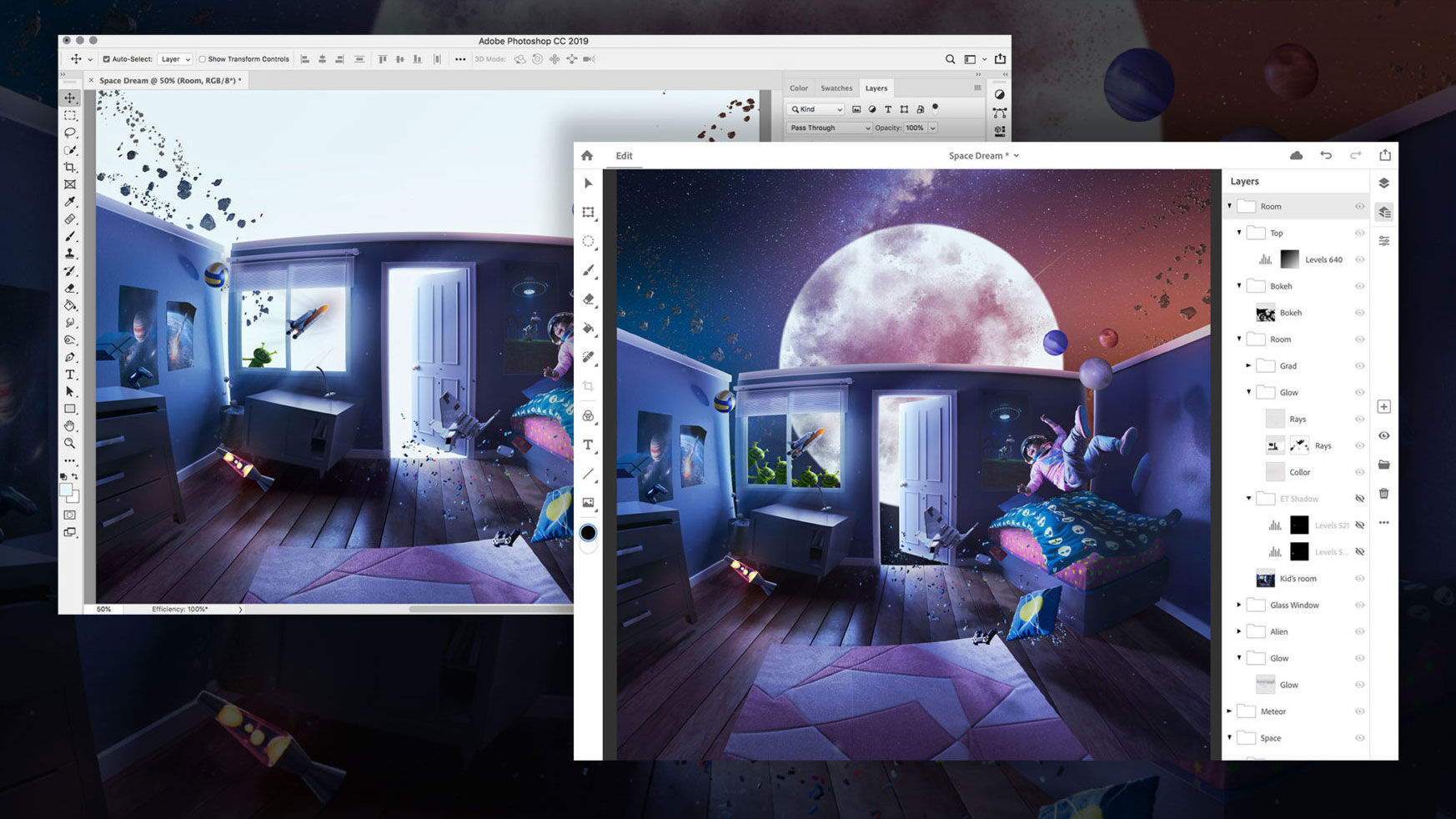 Adobe accepting applications to beta test Photoshop CC on