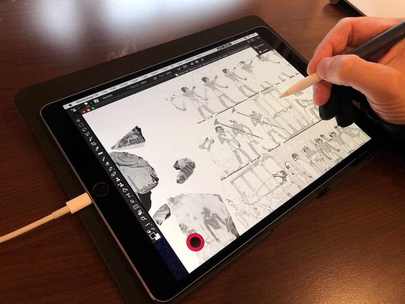 Having an iPad Pro and Astropad Studio you may never need to