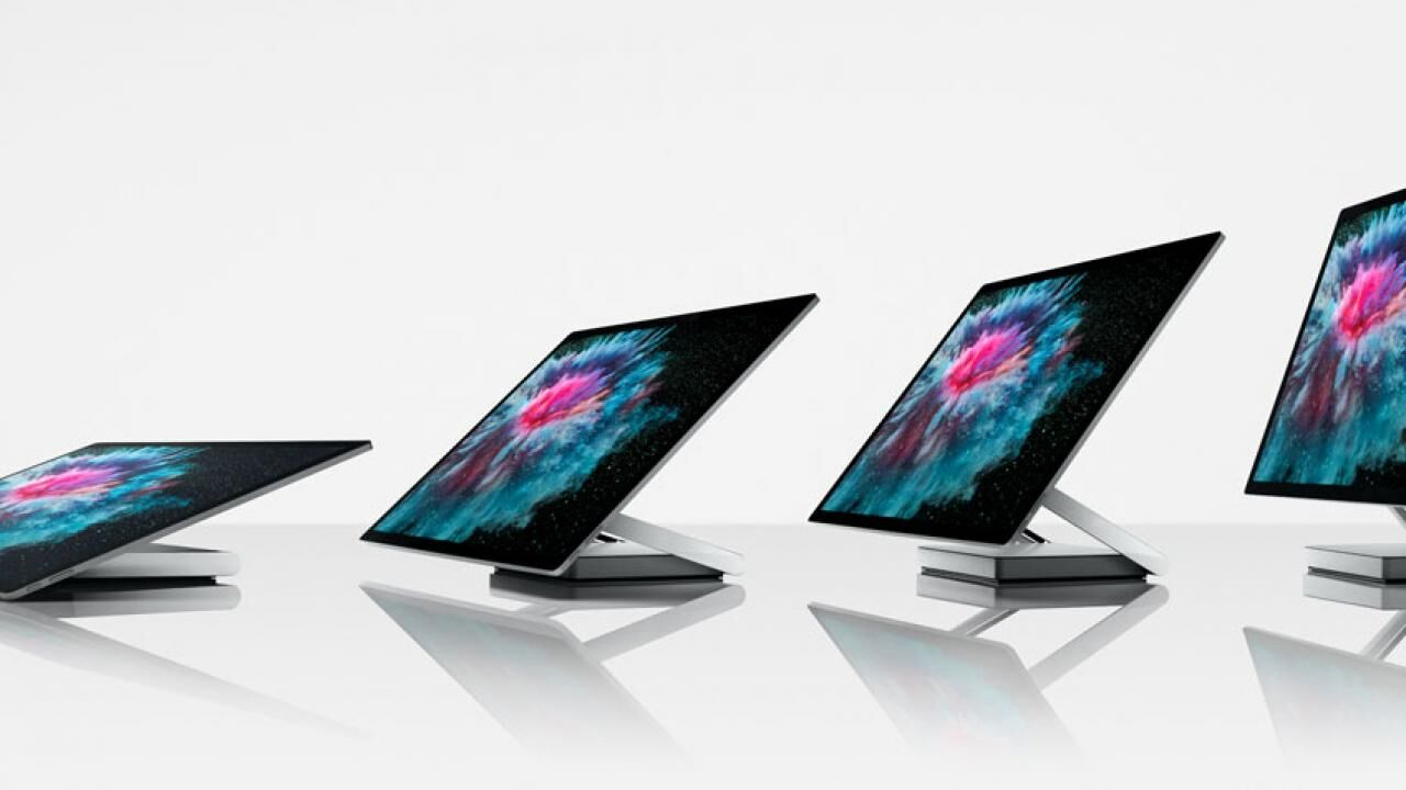 Microsoft's Surface Studio 2 released among other Surface devices in black with updated internals