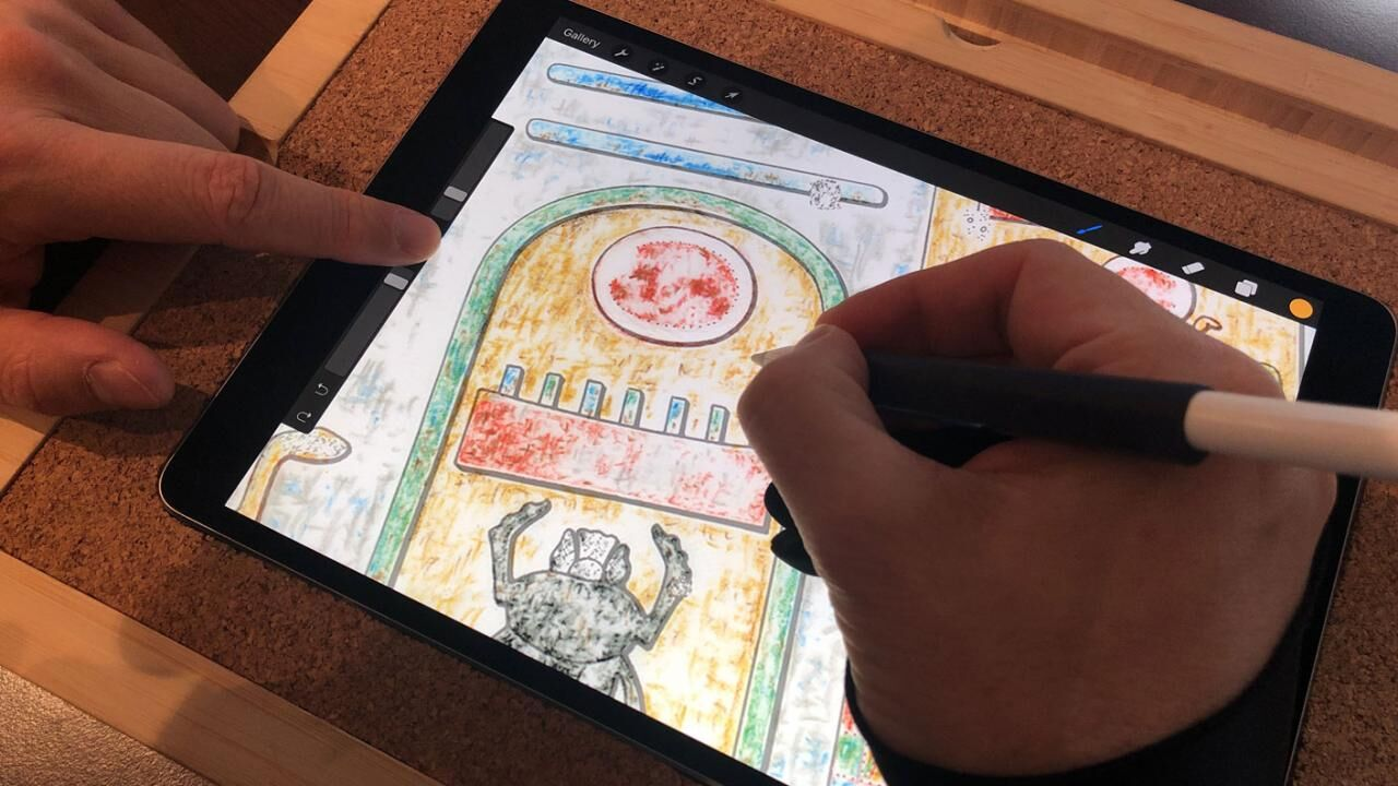 Procreate 4 and its most recent updates bring unprecedented ease and flexibility to digital field drawing