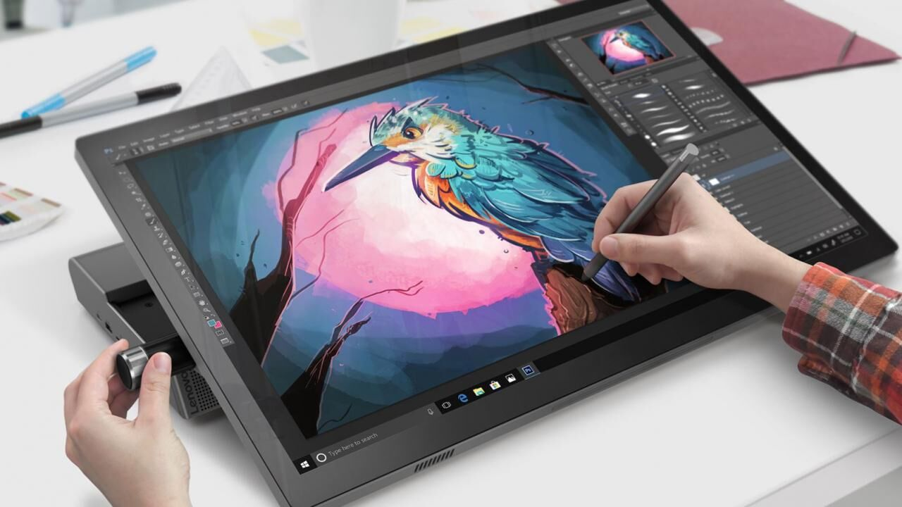 The Lenovo Yoga A940 all-in-one might give the Surface Studio a run for its money