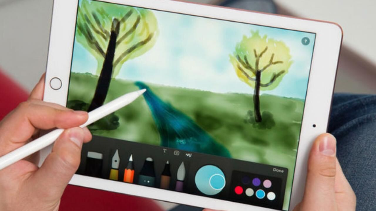 "Can Apple's Sixth Generation (2018) iPad with Pencil support be ""Pro enough"" for half the price?"