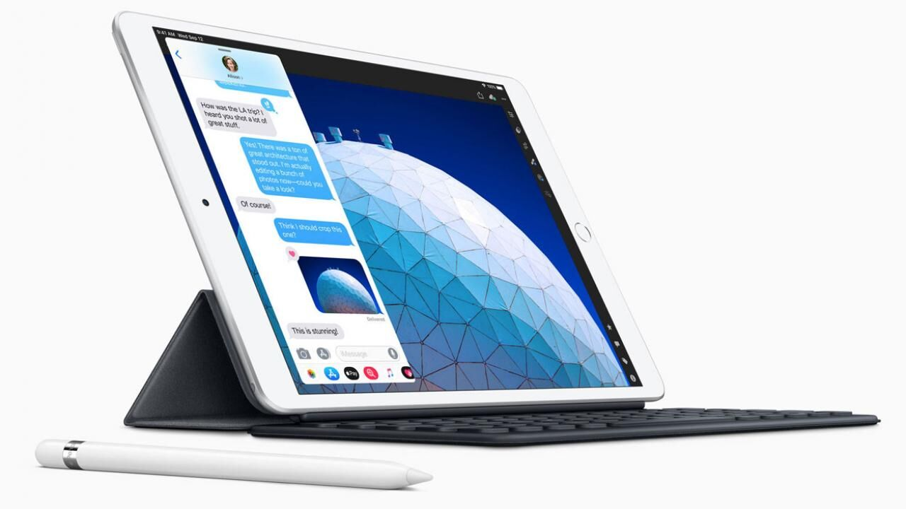Meet Apple's new iPad Air 10.5-inch, a repackaged, wallet-friendly rival to the iPad Pro