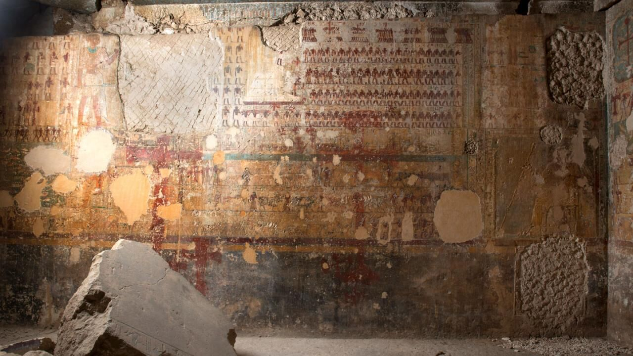 Recording Djehutihotep. Digital epigraphy in a Middle Kingdom governor's tomb at Dayr al-Barsha (Part 1)