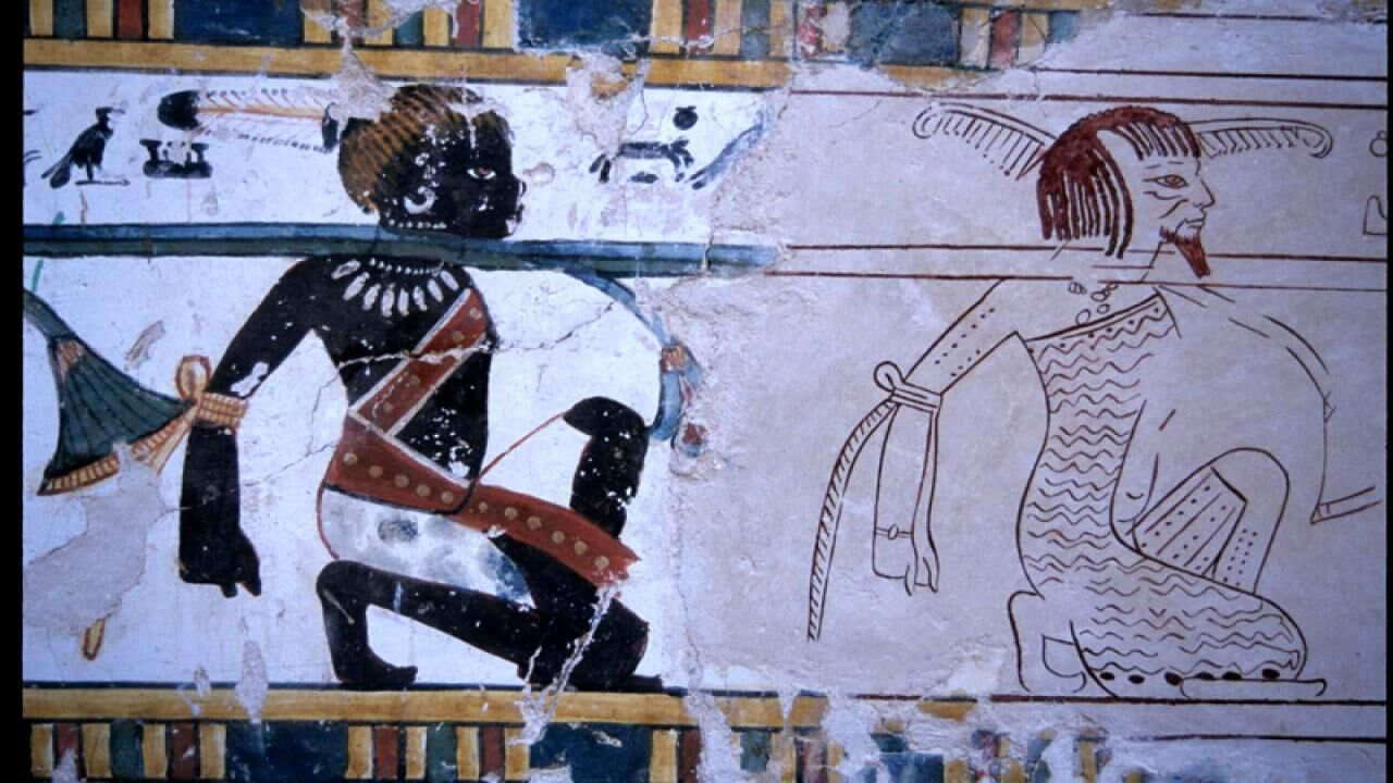 Tomb of Amenmose (TT89) – Modern epigraphy in the footsteps of Nina and Norman de Garis Davies