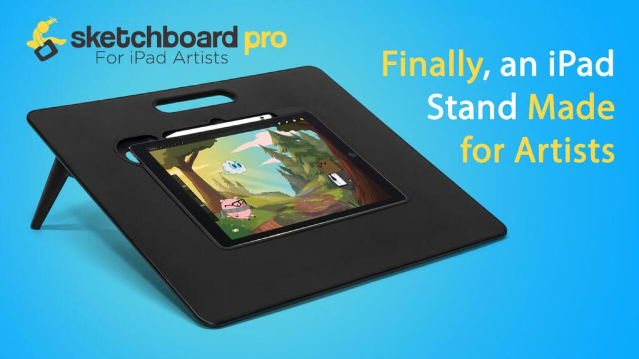 In many regards, Sketchboard Pro could be the ideal iPad drawing board for digital epigraphy
