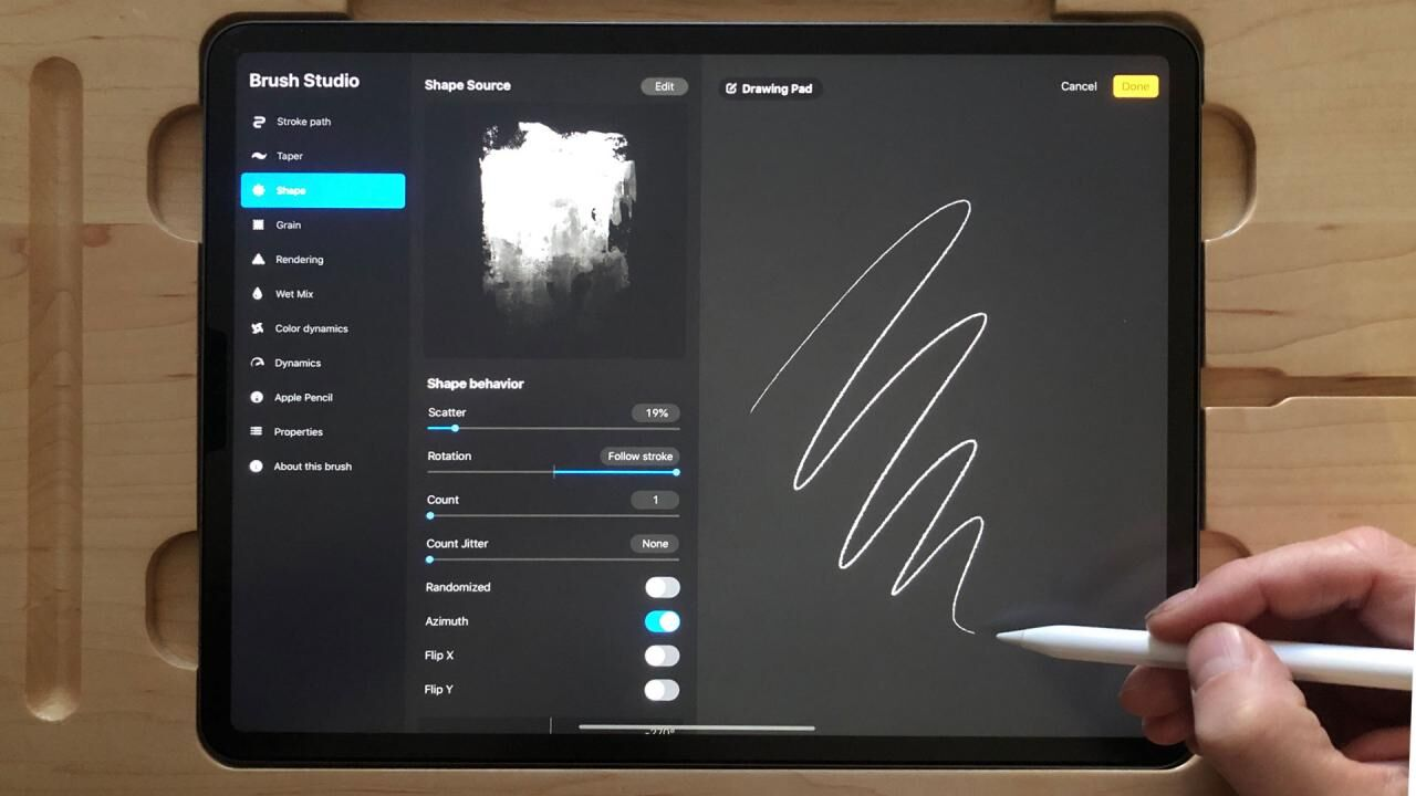 Procreate 5 is here with Photoshop brush support, palette improvements and much more