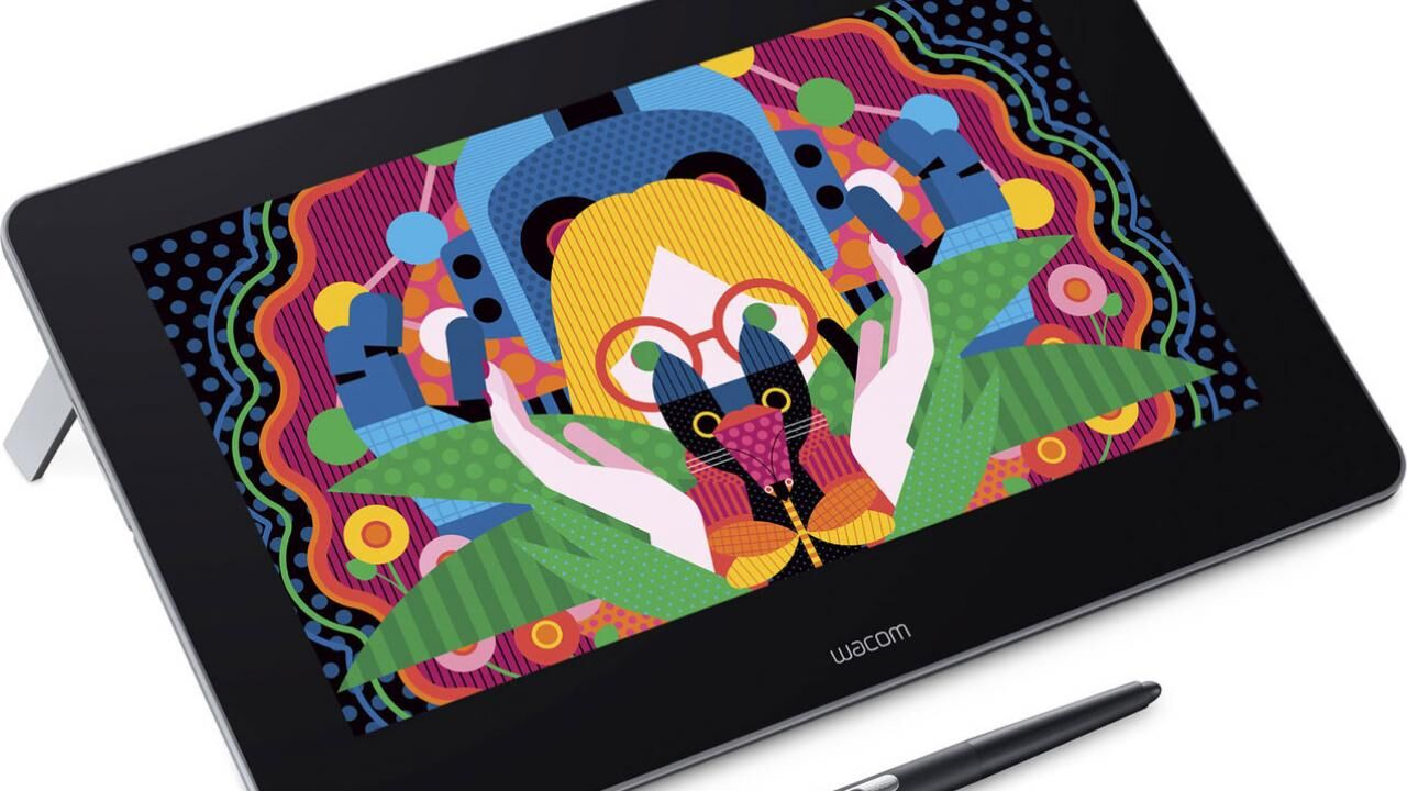 Wacom savings coming our way - save £200 on a Wacom Cintiq Pro 13 graphics tablet right now!