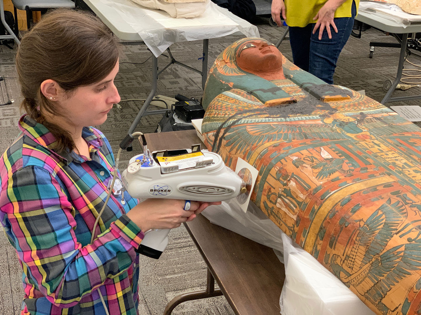The Egyptian Coffins Project