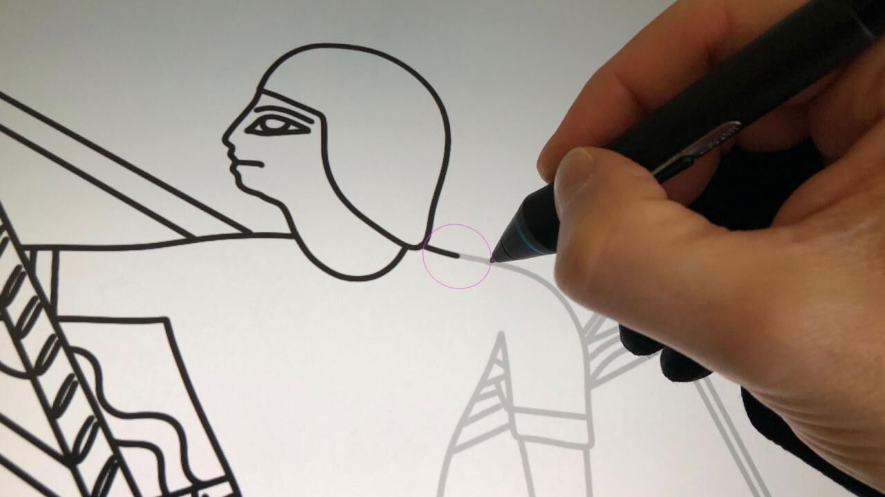 The most useful new features of Photoshop CC – Using brush-stroke smoothing for digital inking