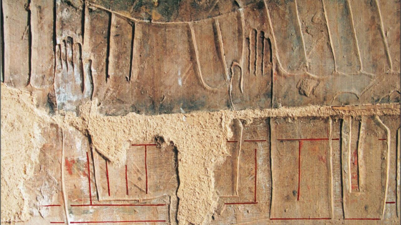 Four seasons of documentation in the Main Sanctuary of Amun-Re in the Temple of Hatshepsut at Deir el-Bahari