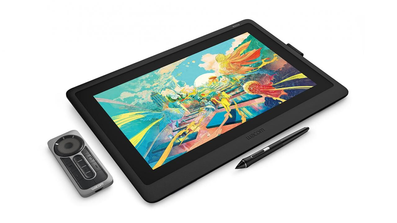 Wacom's new 649$ Cintiq 16 could be the ideal drawing display for the rest of us