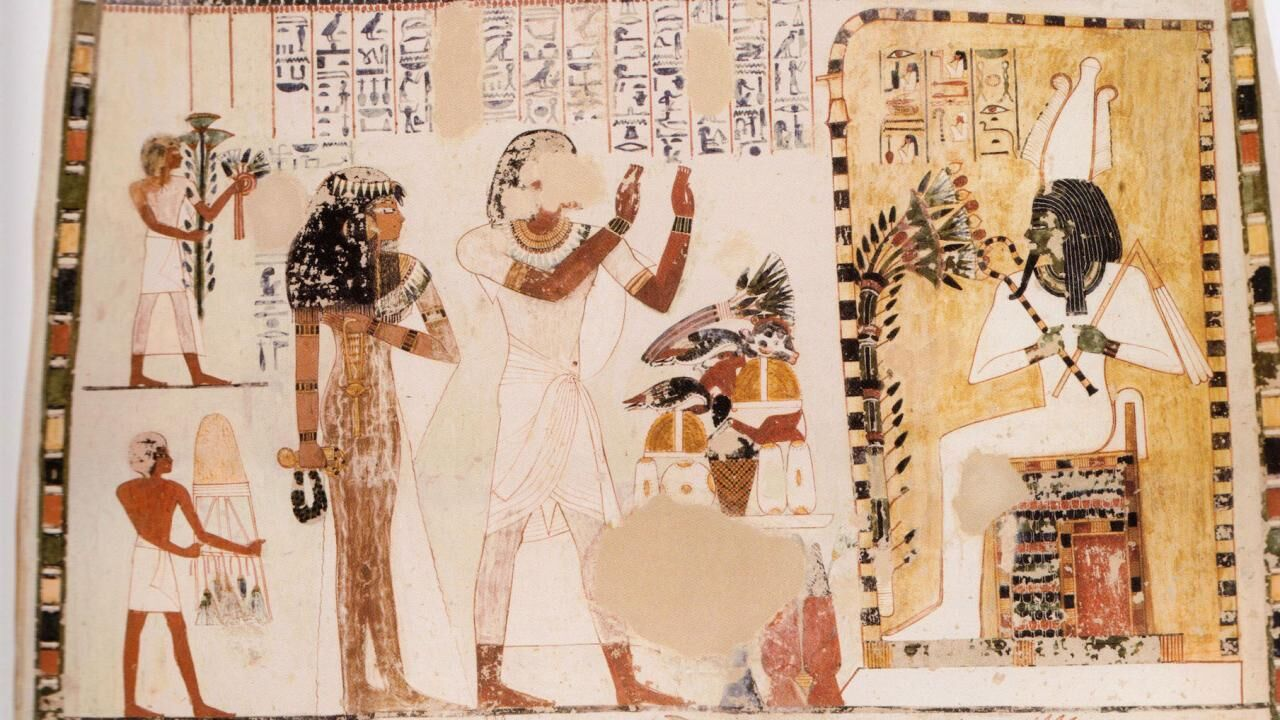 The Tomb Chapel of Menna (TT 69) The Art, Culture, and Science of Painting in an Egyptian Tomb