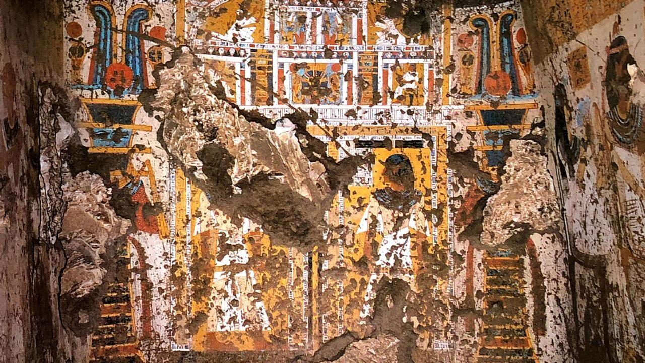 Das Grab des Paenkhemenu (TT 68) und die Anlage TT 227