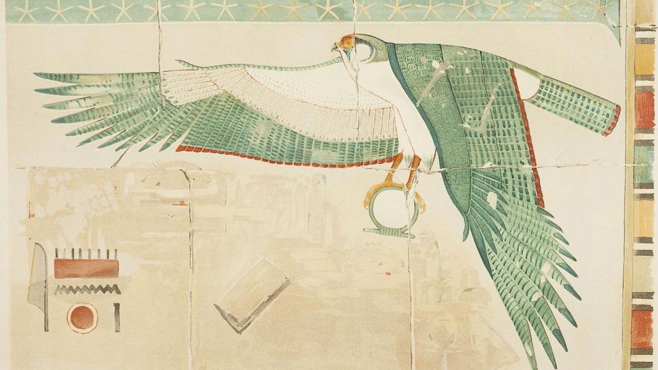 The Temple of Deir el Bahari – The epigraphic work of Howard Carter