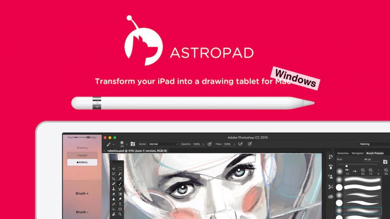 Windows users with iPads rejoice! Astro HQ is bringing Astropad cross-platform in 2020