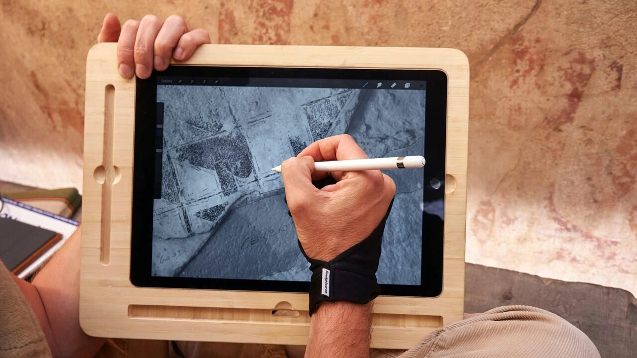 iSkelter and Araree iPad Pro Drawing Boards