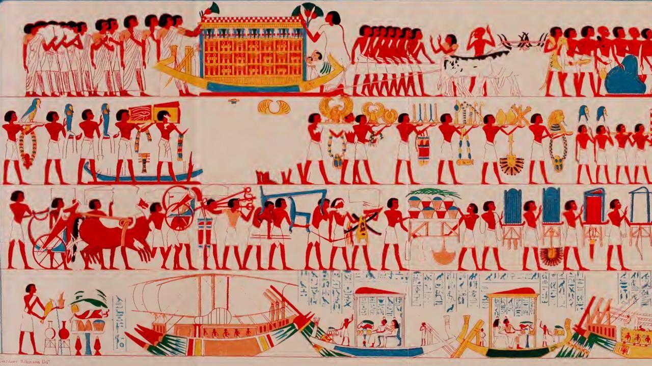 Gentleman Scholar and Pioneering Artist - Sir John Gardner Wilkinson's Remarkable Contribution to Egyptology