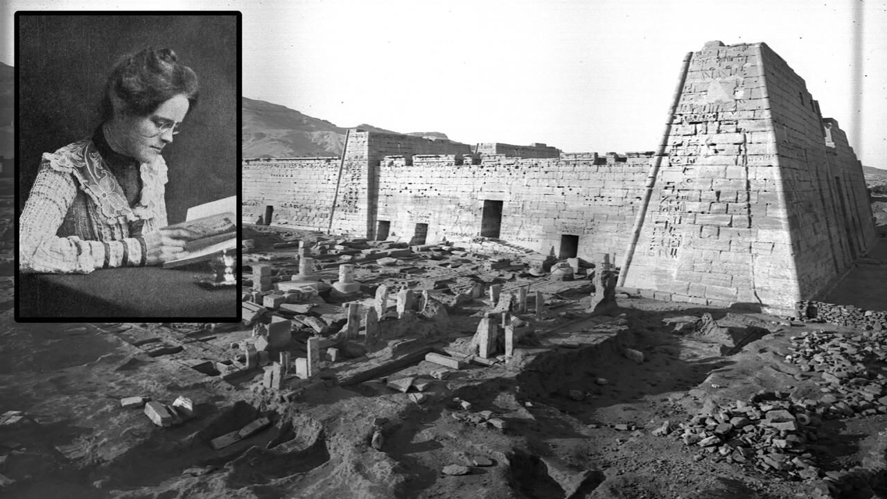 America's First Woman Egyptologist – Caroline Ransom Williams