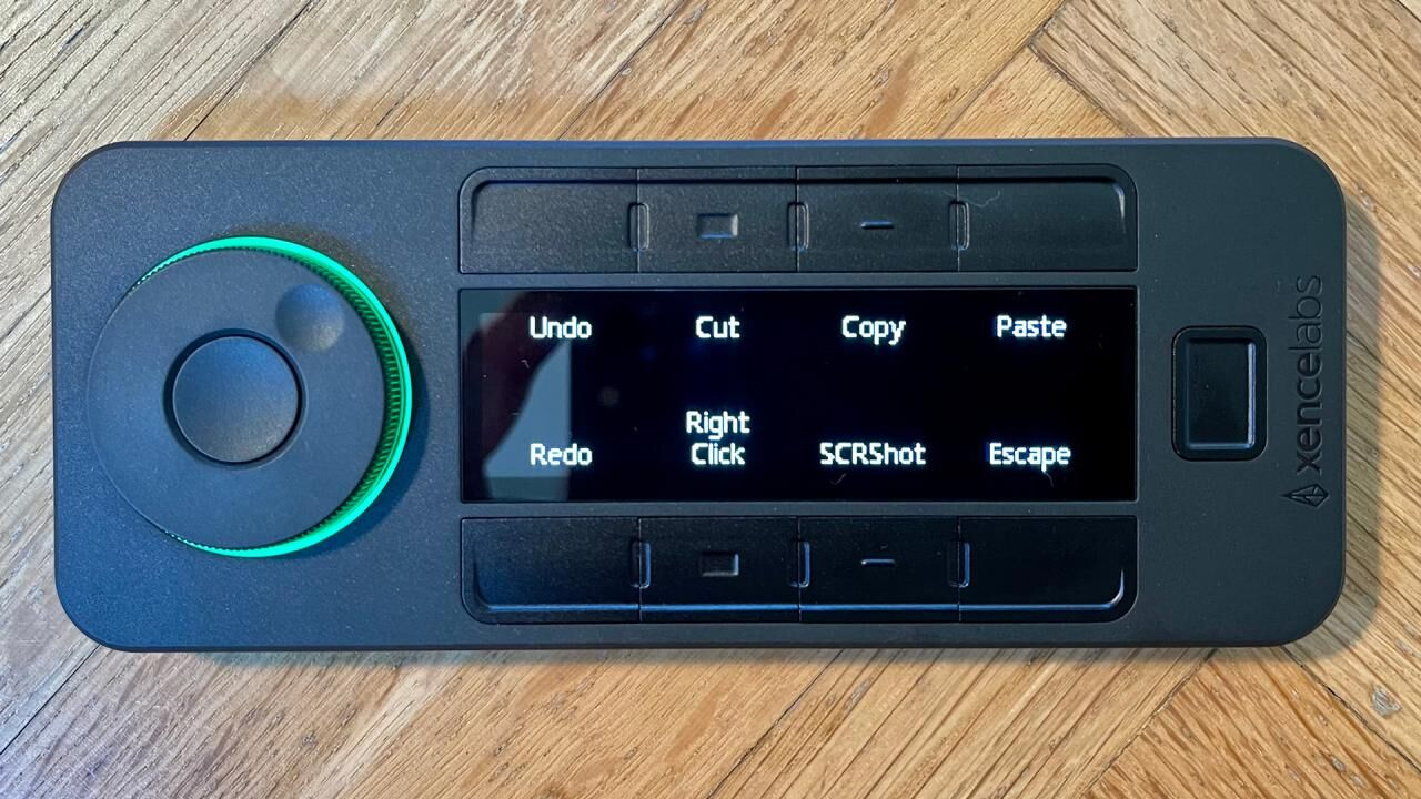 Xencelabs' Quick Keys Remote Promises a More Streamlined Workflow for Digital Artists
