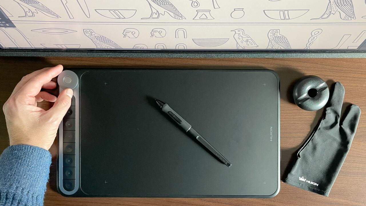 (Nearly) Uncompromised Digital Inking on the Budget – Huion Inspiroy Dial Q620M