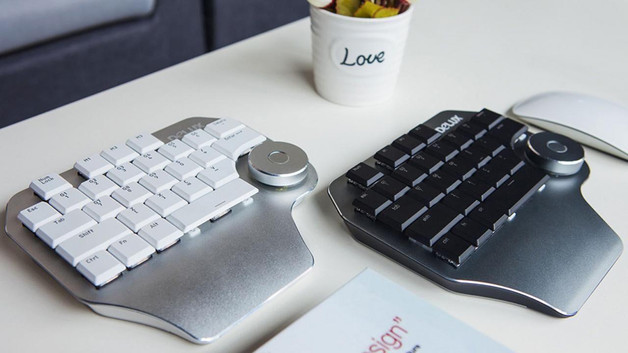 Delux T11 Designer Keypad