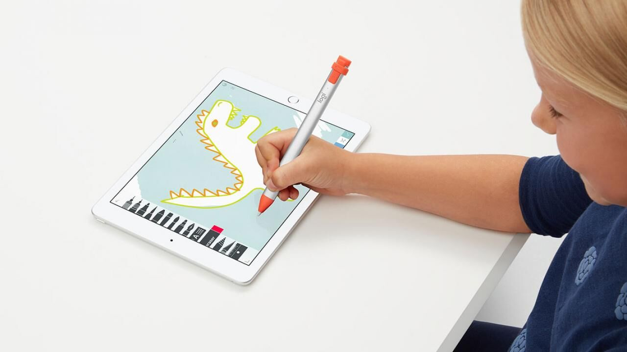 Logitech Crayon for iPad (6th Gen.)