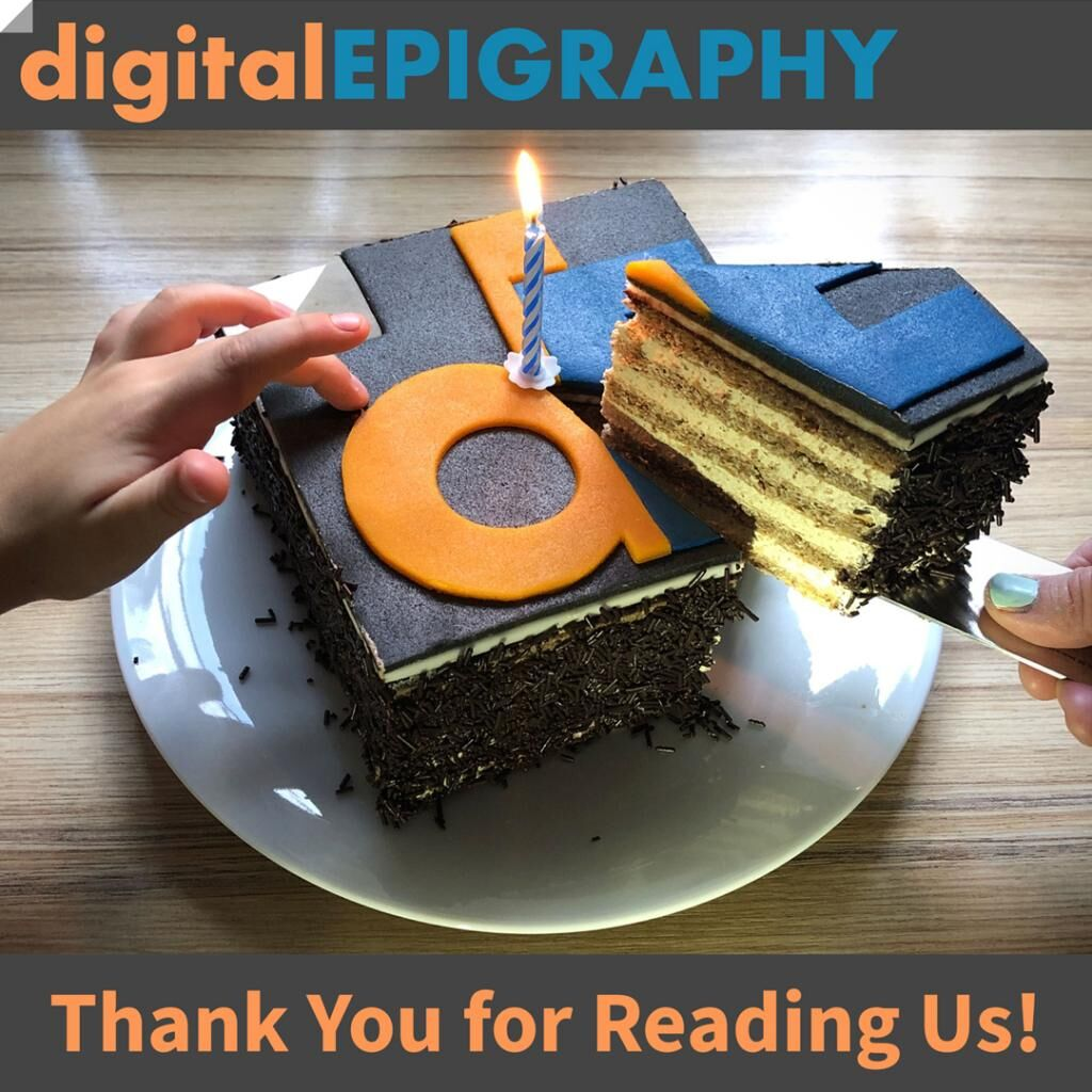 instagram-gallery/A short note on digitalEPIGRAPHY's Second Anniversary