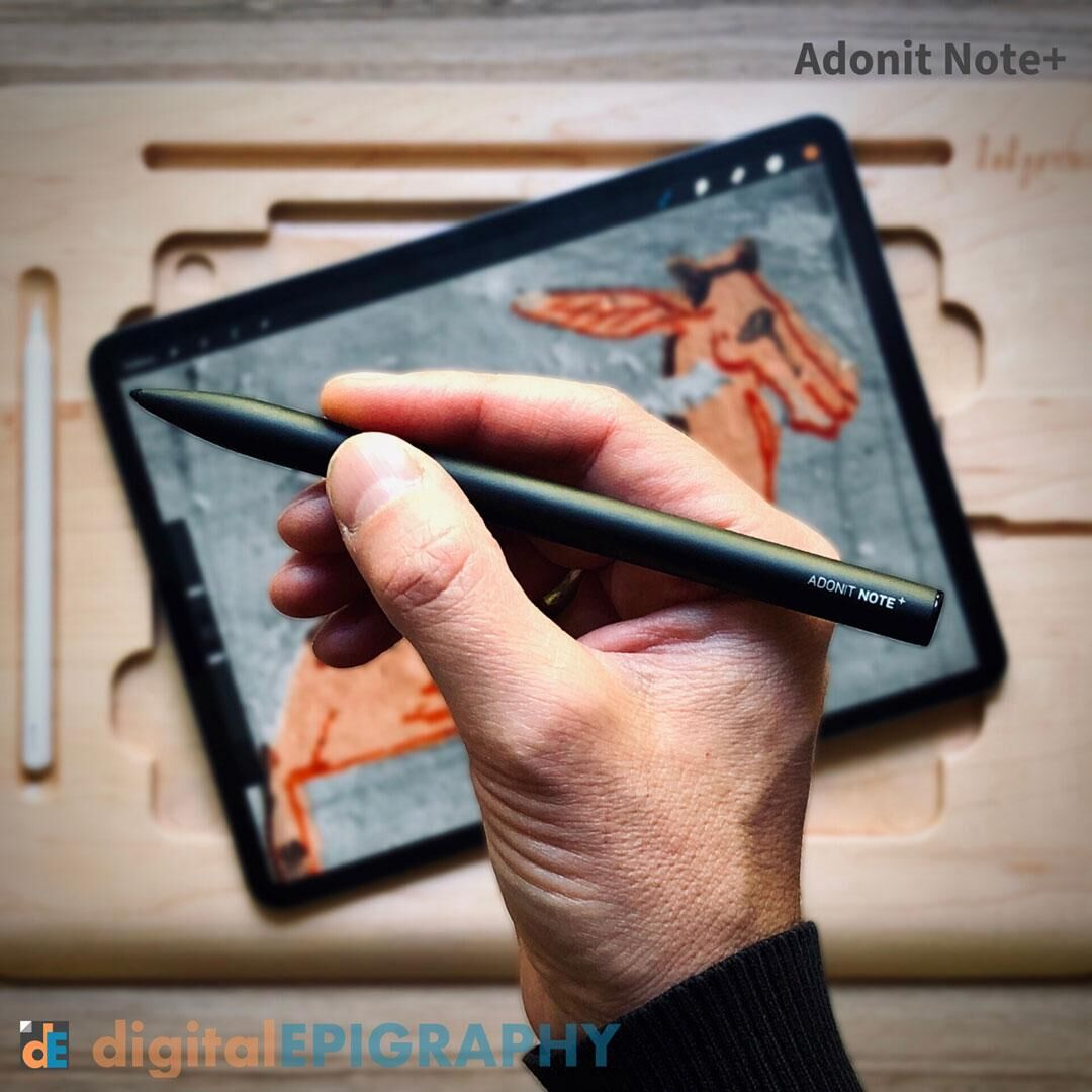 Testing Adonit Note+, a legit Apple Pencil replacement for budget-conscious illustrators