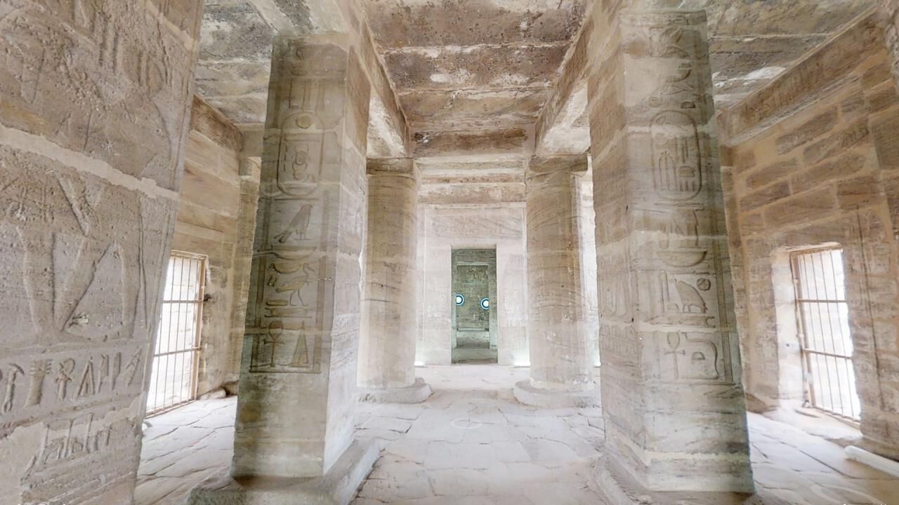 The Eighteenth Dynasty Temple of Amada at Lake Nasser