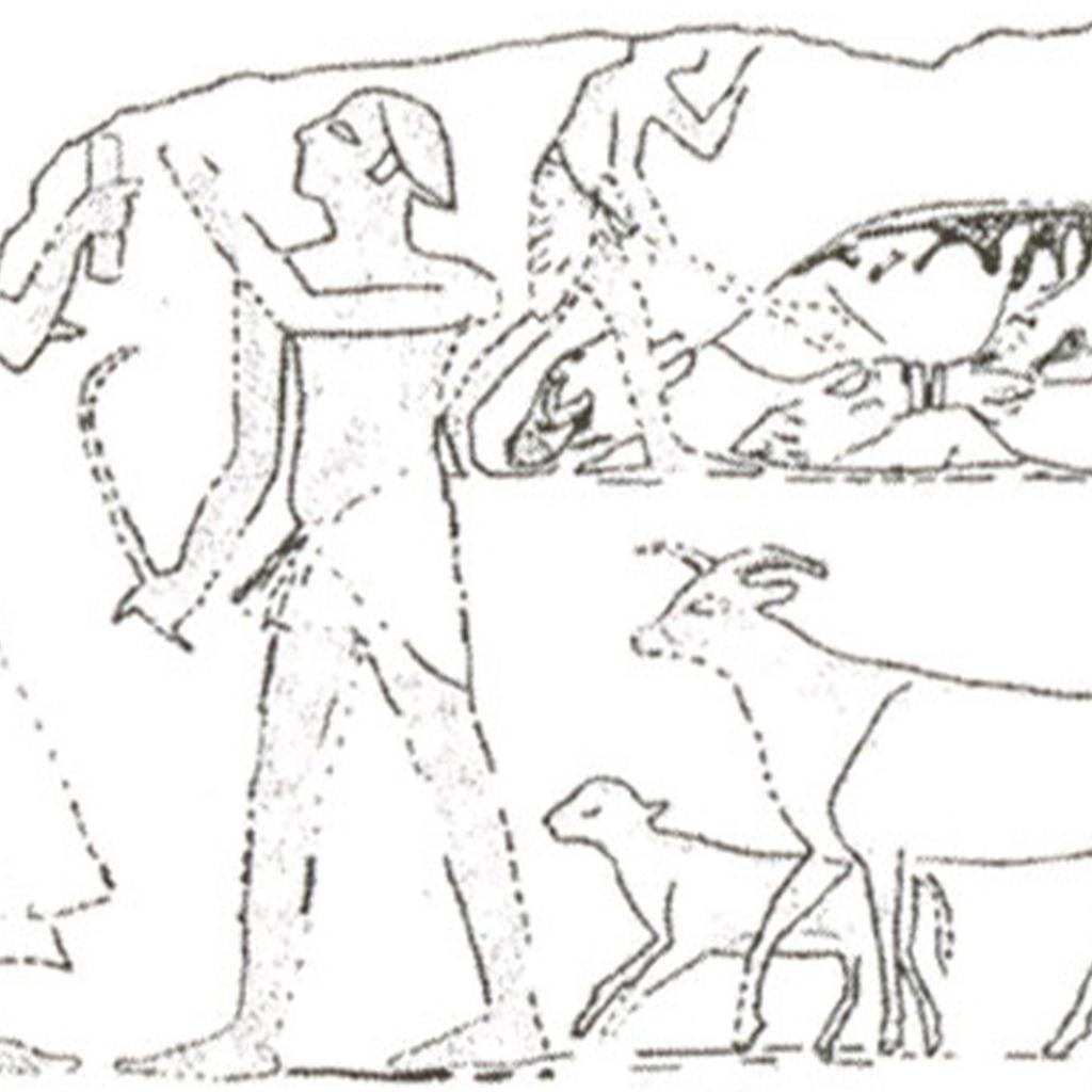 Tomb of Nebsumenu (TT 183), Relief fragments